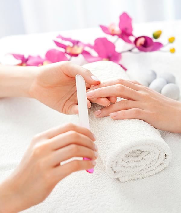 manicure-tradizionale
