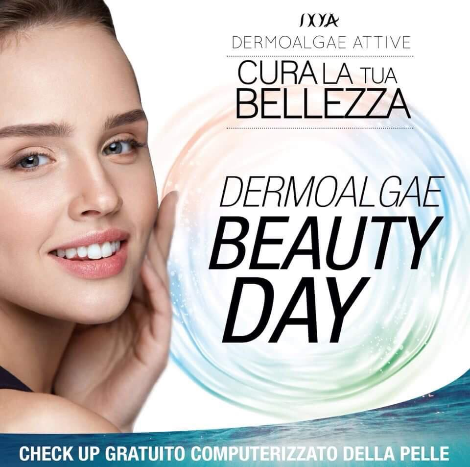 ixya dermoalgae attive beauty day